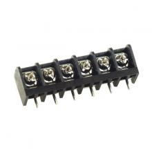 8.25mm pitch, 15A 300VAC, CBP80 Tri-Barrier Strip Terminal Blocks