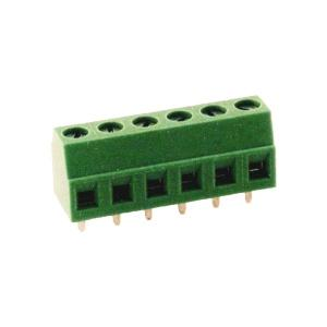 3.81mm pitch, 10A 300VAC, CBP2-HC381 Euro-Style PCB Terminal Blocks
